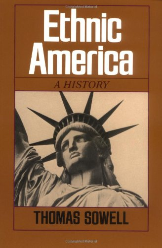 Ethnic America A History N/A edition cover