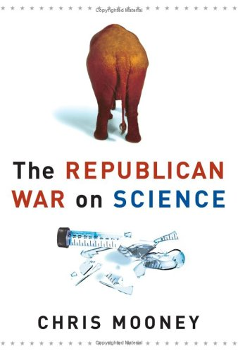 Republican War on Science   2005 edition cover