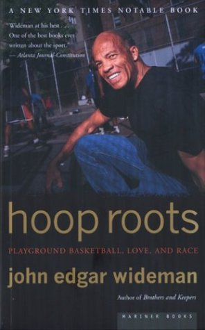 Hoop Roots Basketball, Race, and Love  2001 edition cover