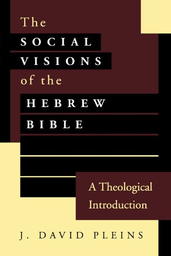 Social Visions of the Hebrew Bible A Theological Introduction  2000 edition cover