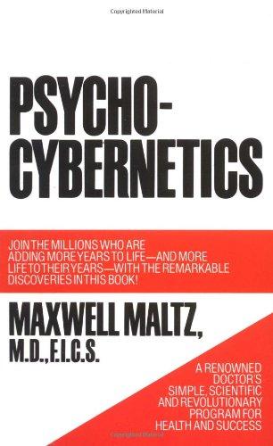 Psycho-Cybernetics   1960 edition cover