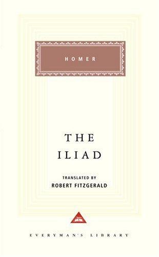 Iliad   1992 edition cover