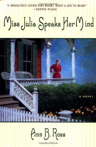 Miss Julia Speaks Her Mind   1999 edition cover
