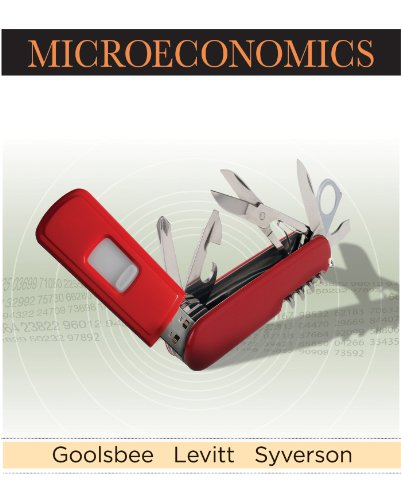 Microeconomics:   2012 9780716759751 Front Cover