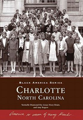 Charlotte, NC   2001 9780738513751 Front Cover