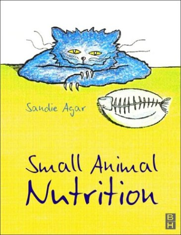 Small Animal Nutrition   2001 edition cover
