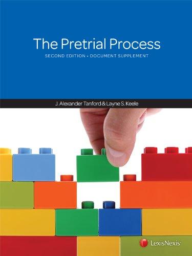 PRETRIAL PROCESS               N/A edition cover