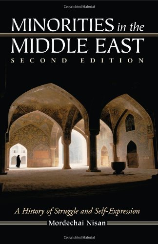 Minorities in the Middle East A History of Struggle and Self-Expression 2nd 2002 (Revised) edition cover