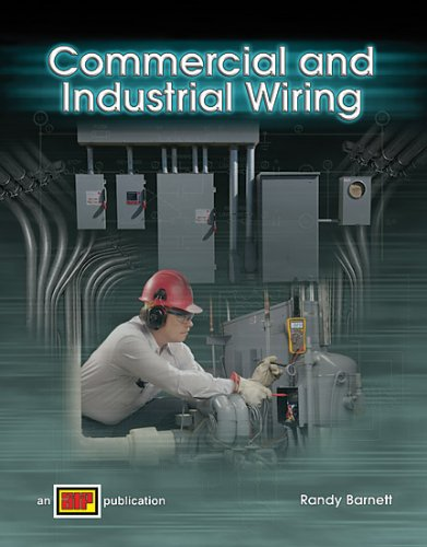 Commercial and Industrial Wiring   2009 edition cover