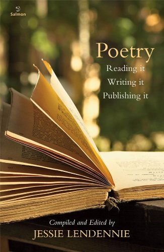 Poetry Reading It Writing It Publishing It  2009 9780956128751 Front Cover