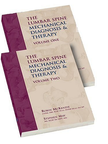 Lumbar Spine : Mechanical Diagnosis and Therapy 2nd 2003 edition cover