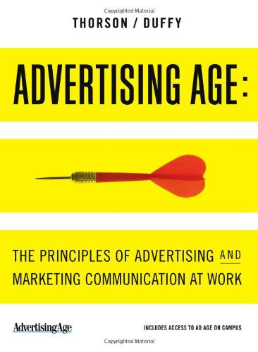 Advertising Age The Principles of Advertising and Marketing Communication at Work  2012 edition cover