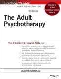 Adult Psychotherapy Progress Notes Planner  5th 2014 edition cover