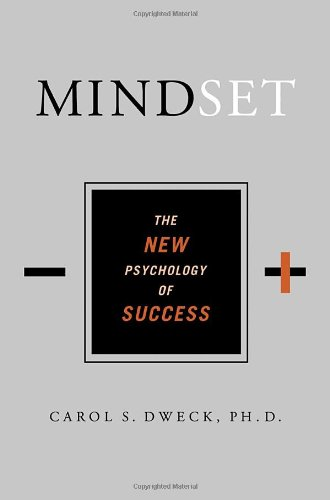 Mindset The New Psychology of Success  2006 9781400062751 Front Cover