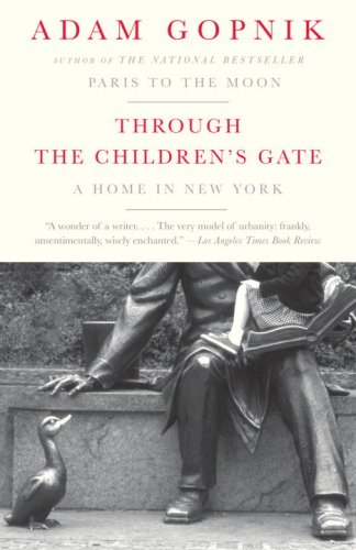 Through the Children's Gate A Home in New York N/A edition cover