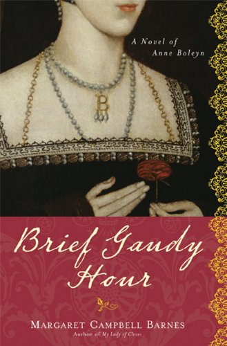 Brief Gaudy Hour   2008 edition cover