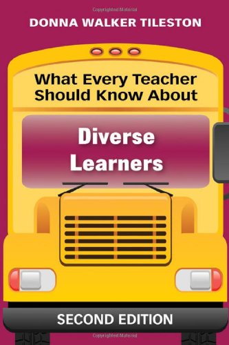 What Every Teacher Should Know about Diverse Learners  2nd 2010 edition cover