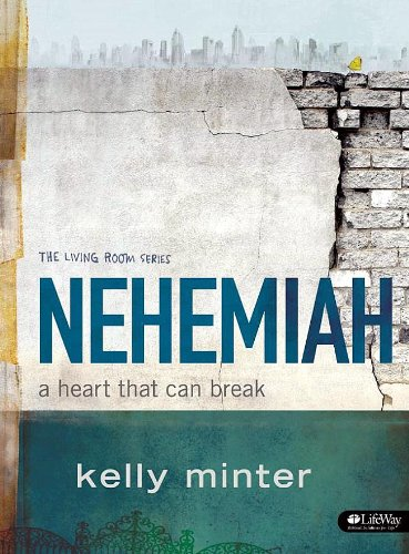 Nehemiah - DVD Leader Kit A Heart That Can Break  2012 edition cover