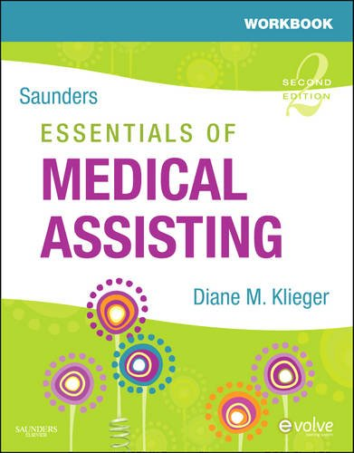 Workbook for Saunders Essentials of Medical Assisting  2nd 2009 edition cover