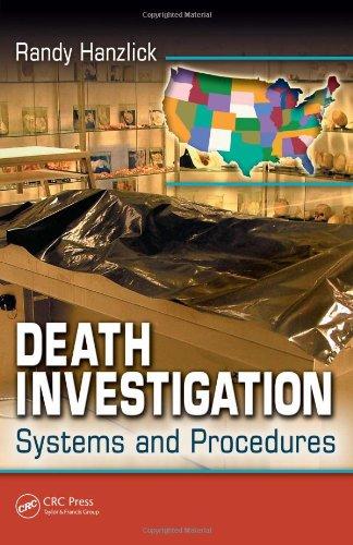 Death Investigation   2006 edition cover