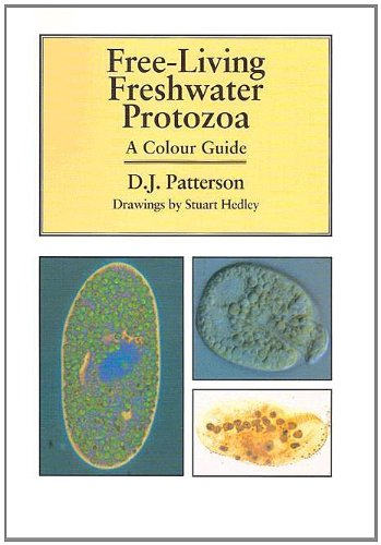 Freeliving Freshwater Protozoa A Color Guide  1996 edition cover