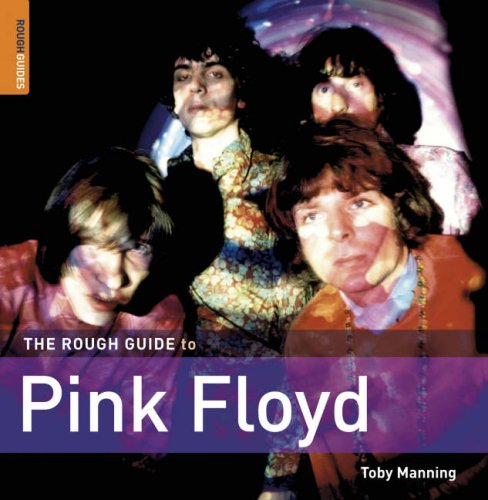 Rough Guide to Pink Floyd   2006 9781843535751 Front Cover