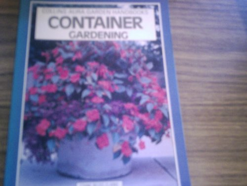 Container Gardening   1988 edition cover