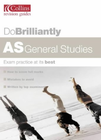 AS General Studies (Do Brilliantly At...) N/A edition cover