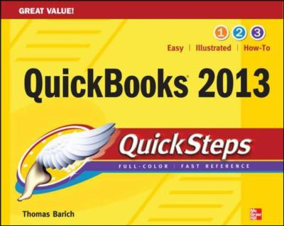 QuickBooks 2013  2nd 2013 edition cover