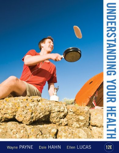 Understanding Your Health  12th 2013 edition cover