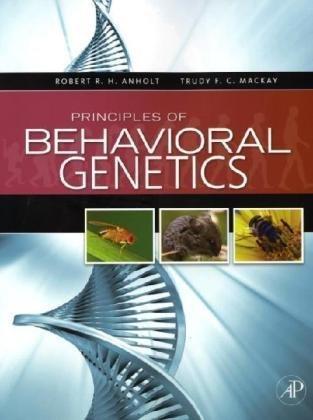 Principles of Behavioral Genetics   2009 edition cover