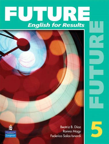 Future English for Results 5th 2010 (Student Manual, Study Guide, etc.) edition cover