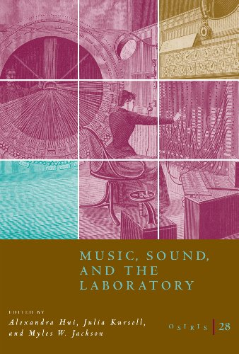 Osiris Music, Sound, and the Laboratory from, 1750-1980  2013 9780226053752 Front Cover