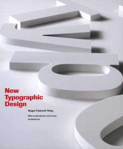 New Typographic Design  N/A edition cover