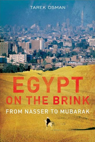 Egypt on the Brink From Nasser to Mubarak  2010 edition cover