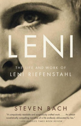 Leni The Life and Work of Leni Riefenstahl N/A edition cover