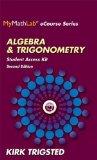 Algebra and Trigonometry  2nd 2015 edition cover