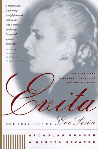 Evita The Real Life of Eva Peron N/A edition cover