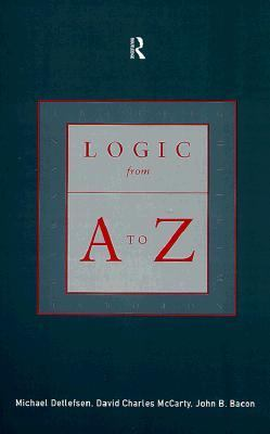 Logic from A to Z The Routledge Encyclopedia of Philosophy Glossary of Logical and Mathematical Terms  1999 edition cover