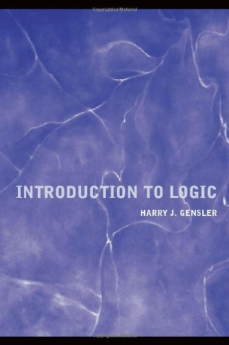 Introduction to Logic   2001 edition cover