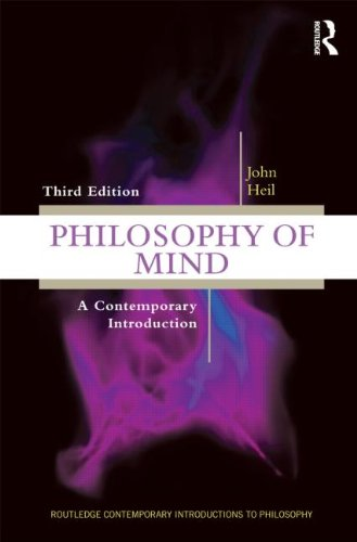 Philosophy of Mind A Contemporary Introduction 3rd 2013 (Revised) edition cover