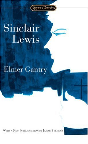 Elmer Gantry  N/A edition cover