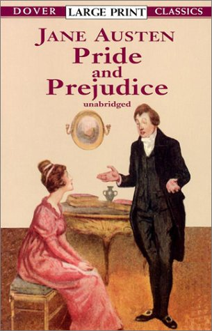 Pride and Prejudice   2001 9780486417752 Front Cover