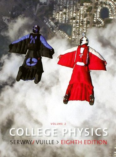 College Physics  8th 2008 edition cover