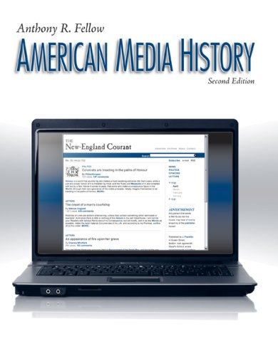American Media History  2nd 2010 edition cover