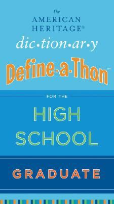 Define-a-Thon for the High School Graduate   2007 9780618908752 Front Cover