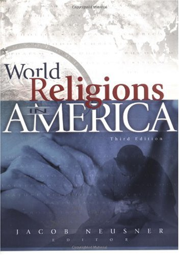 World Religions in America An Introduction 3rd 2003 edition cover