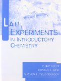 Lab Experiments in Introductory Chemistry   2003 edition cover