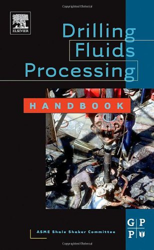 Drilling Fluids Processing Handbook   2004 9780750677752 Front Cover