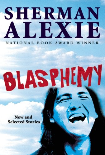 Blasphemy New and Selected Stories  2012 edition cover